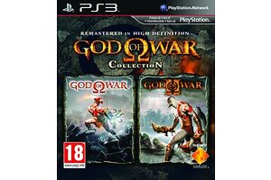 God of War I & II Collection (PS3)
