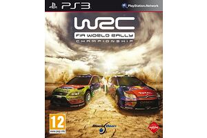 WRC FIA World Rally Championship (PS3)