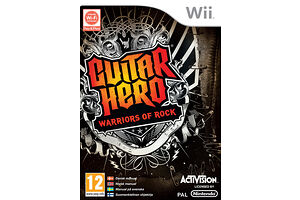 Guitar Hero: Warriors Of Rock (Wii)
