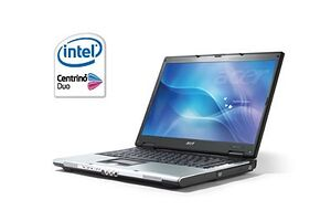 Acer Aspire 5610WLMi (T1300 / 120 GB / 1280x800 / 512MB / Intel GMA 950)