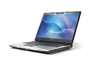 Acer Aspire 3693WLMi (Celeron M 430 / 80 GB / 1280x800 / 1024MB / Intel GMA 950)