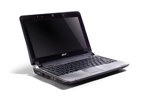 Acer Aspire One D150 (N280 / 160 GB / 1024MB / CrystalBrite)