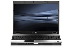 HP EliteBook 8730w (T9550 / 320 GB / 1920x1200 / 4096MB / NVIDIA Quadro FX 2700M)