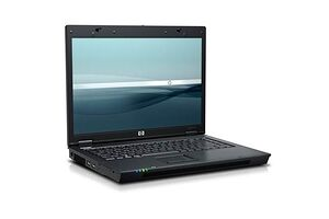 HP Compaq 6715s (TL-60 / 160 GB / 1280x800 / 1024 MB / ATI Radeon Xpress 1250 / Windows Vista Business)