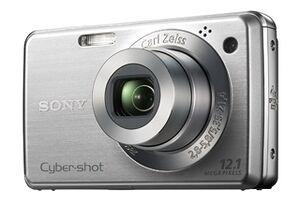 Sony DSC-W210