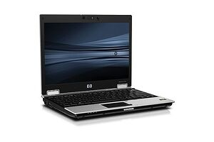 HP EliteBook 2530p (SL9600 / 80 GB / 80 GB SSD / 1280x800 / 2048 MB / X4500 HD / Windows 7 Professional)