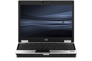HP EliteBook 2530p (SL9600 / 160 GB / 1280x800 / 2048 MB / Intel GMA X4500 / Vista Business)