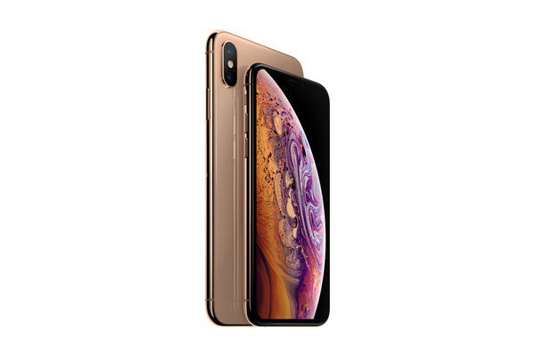 Here's the new iPhone Xs in high-res pictures