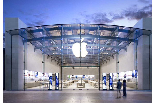 Apple is planning to reopen some of their stores after next week?
