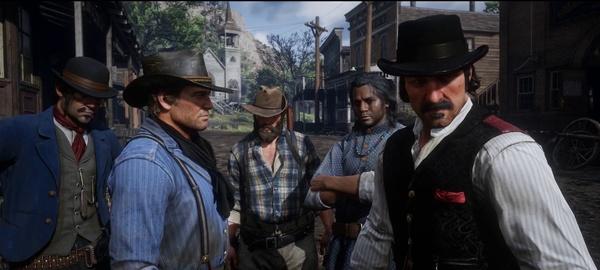 WATCH: Rockstar drops latest Red Dead Redemption 2 trailer