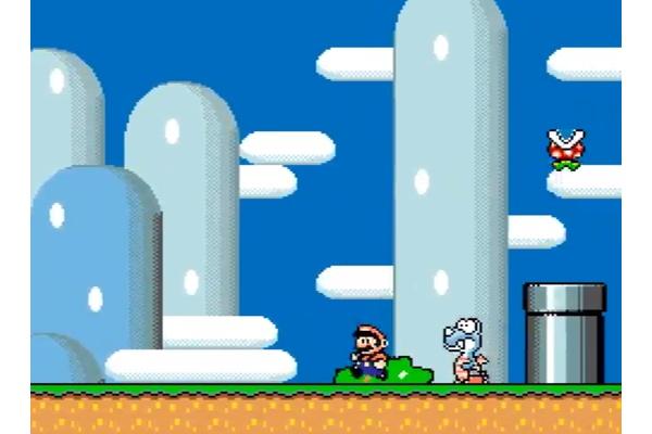 Super Mario arrives to .. MSX?!
