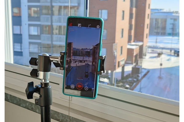 Guide: Create timelapse video with Android phone, using free open source app