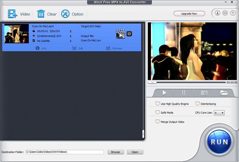 winx free avi to mp4 converter download
