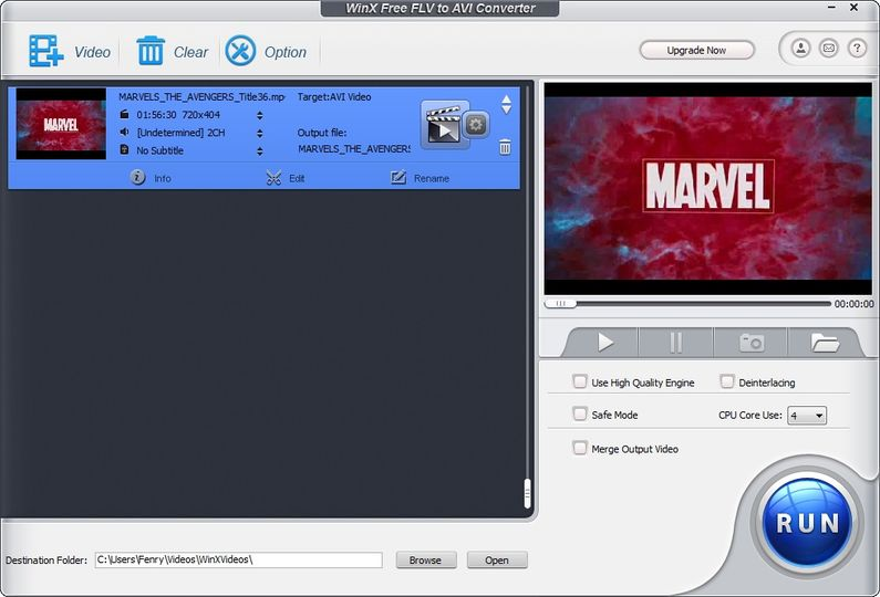 OJOsoft Total Video Converter 2.7.5 - Download in italiano