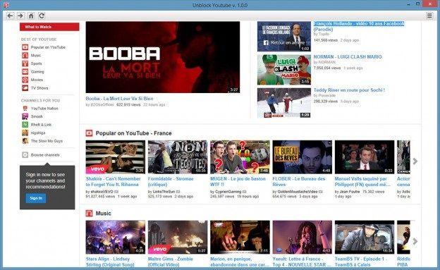 Unblock YouTube | ZenMate VPN | Best VPN YouTube Unblocker