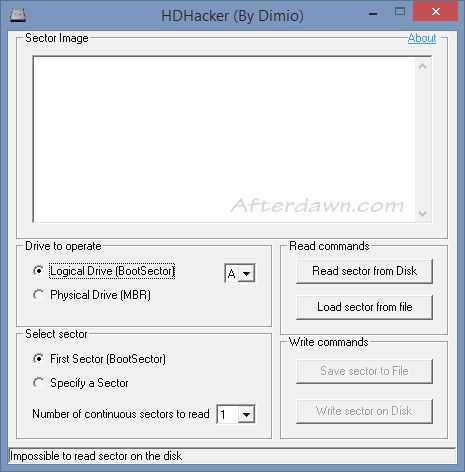 hdhacker (portable apps) v1.4
