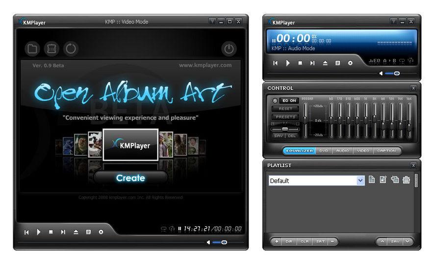 Download KMPlayer v2 9 4 1435 - AfterDawn: Software downloads
