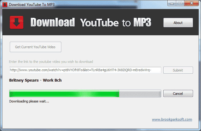 Download Download YouTube to MP3 v1 1 (freeware) - AfterDawn
