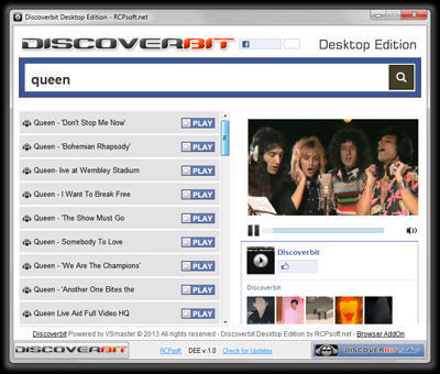 Download Discoverbit Desktop Edition v1.0 (freeware) - AfterDawn: Software  downloads