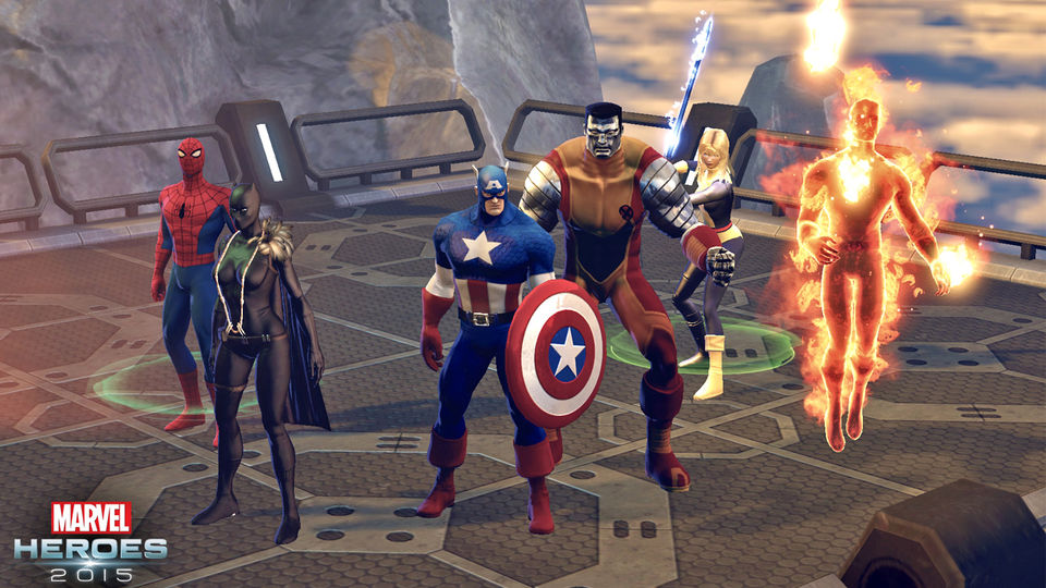 Download Marvel Heroes 2015 V1 11 Freeware Afterdawn Software