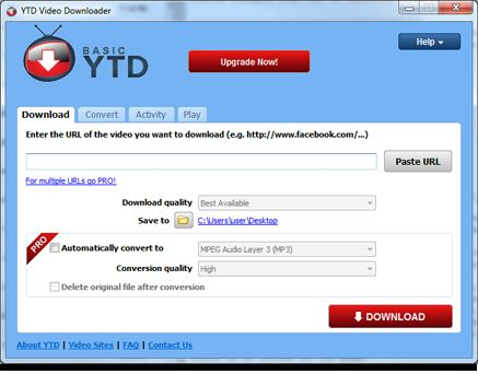 Mac youtube downloader ytd
