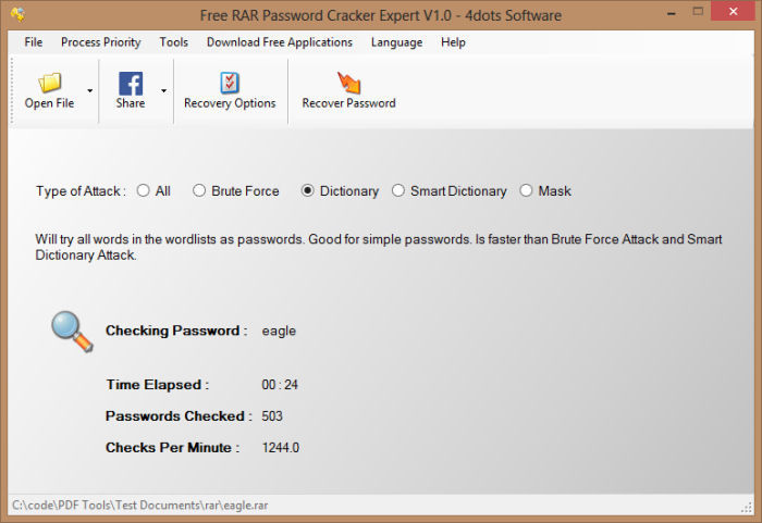 free brute force password cracker