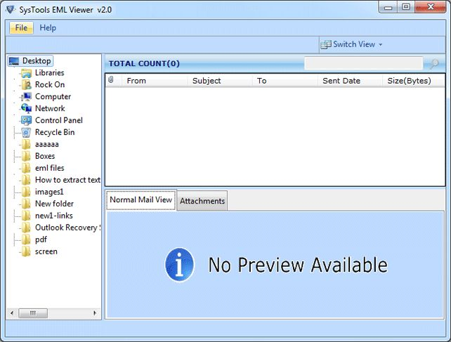 Download SysTools EML Viewer v2 0 - AfterDawn: Software downloads