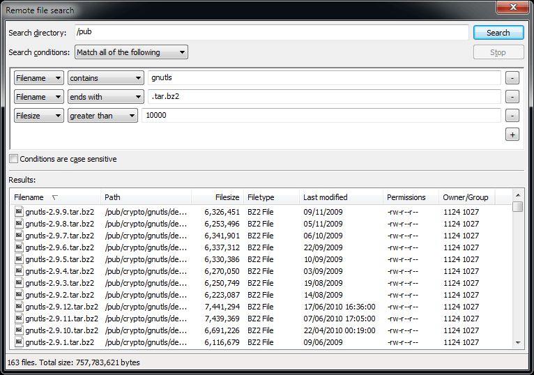 télécharger filezilla windows 10 64 bits