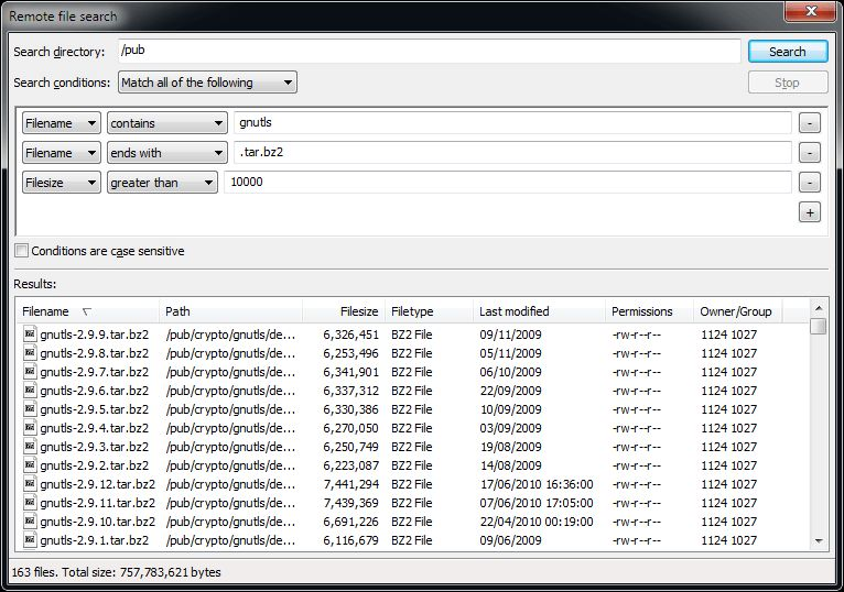 Download FileZilla 64-bit Portable v3.49.1 (open source) - AfterDawn: Software downloads