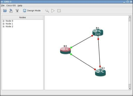 Download GNS3 (Standalone 32-Bit) v0 8 7 (open source