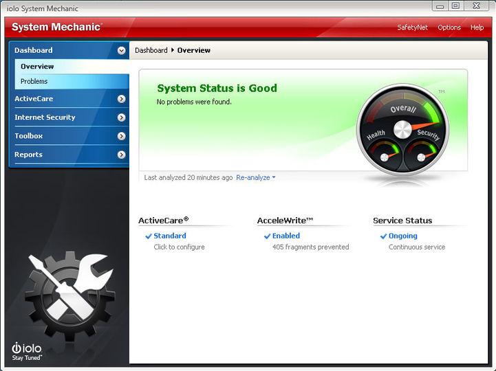 Download System Mechanic V17 5 0 116 Gratis Freeware