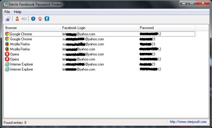 instagram password finder تحميل