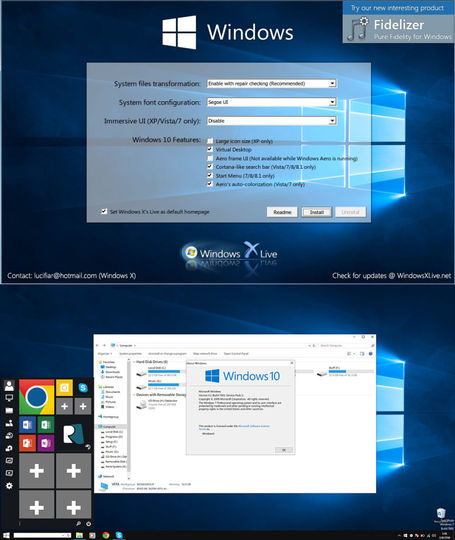 windows 10 transformation pack 7.0 zip password