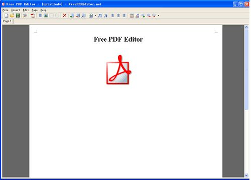 software editor pdf free for
