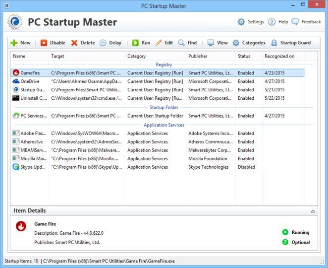 Download Pc Startup Master V3 Freeware Afterdawn