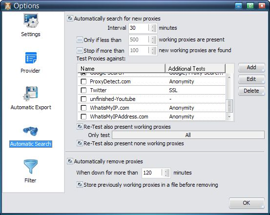 Download GSA Proxy Scraper v1 77 - AfterDawn: Software downloads