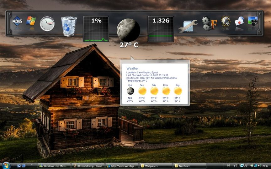 Winstep nexus dock skins | Winstep Desktop Themes  2019-05-22