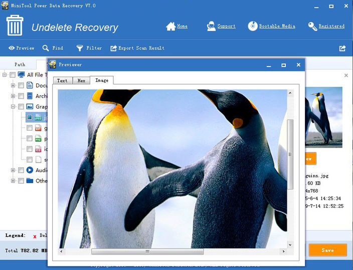 minitool power data recovery free edition v8.0