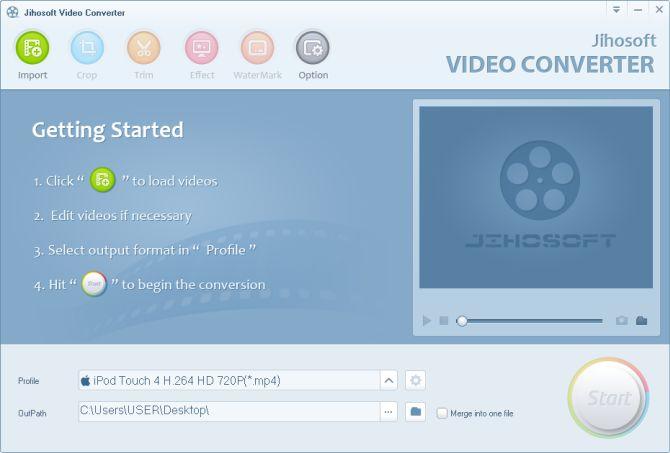jihosoft video converter registration key
