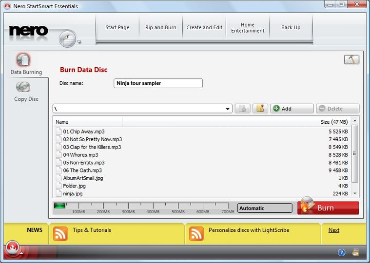 download nero 7 lite full version