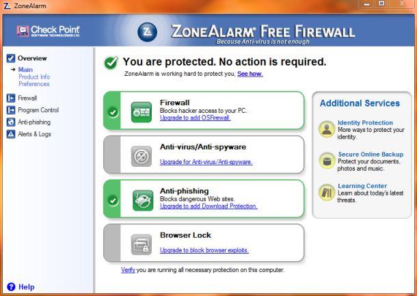 Tiny firewall download.