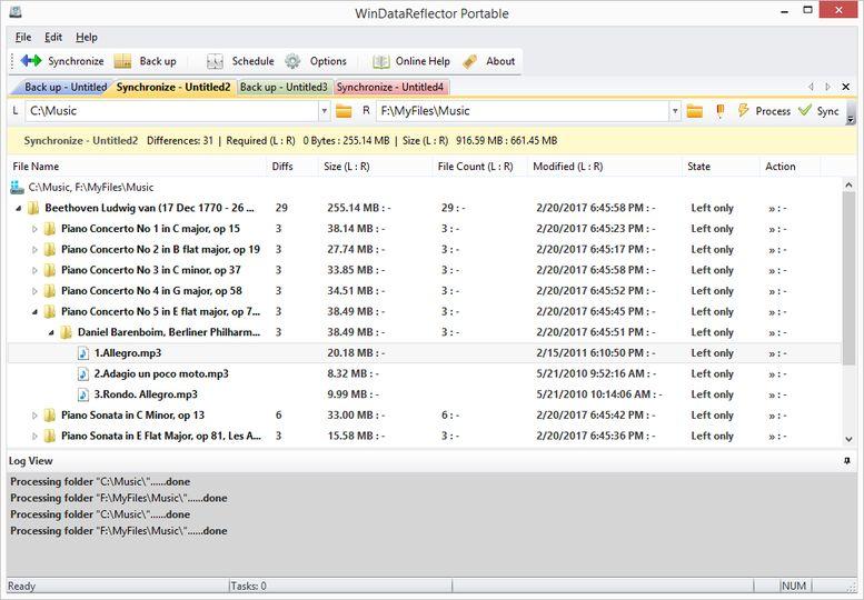 Download WinDataReflector Free (64-bit) v2.2.2 (freeware ... WinDataReflector Free (64-bit) v1.3.3