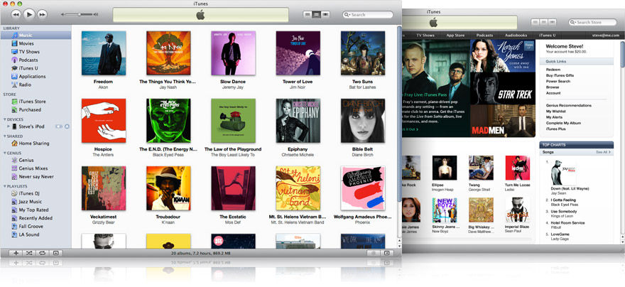 itunes english version download