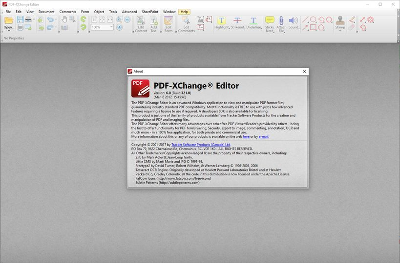 Download PDF-XChange Editor (Portable) v6.0.321.0 (freeware) - AfterDawn: Software downloads