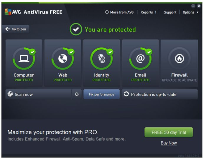 Download AVG Free Edition (64 bit) v2017.8.3036 (freeware) - AfterDawn: Software downloads