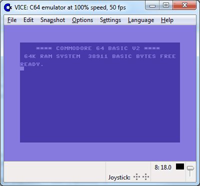 Commodore C64 roms games and ISOs to download for free