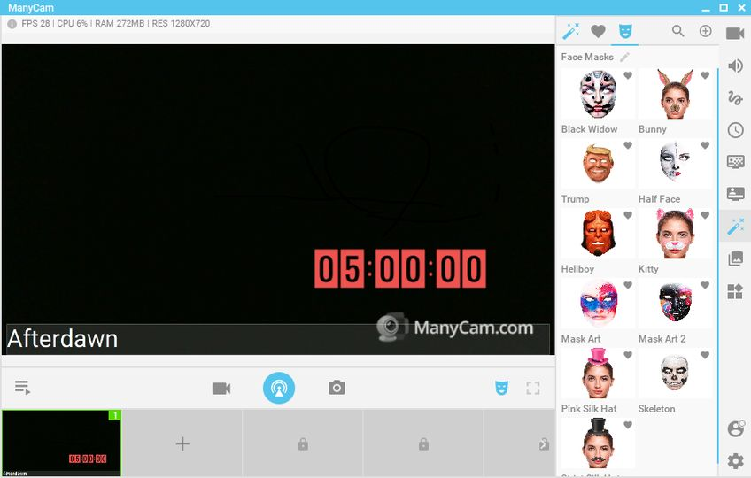 Download ManyCam v4 1 2 - AfterDawn: Software downloads
