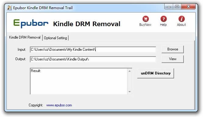 Download Epubor Kindle DRM Removal v3 0 15 1028 - AfterDawn