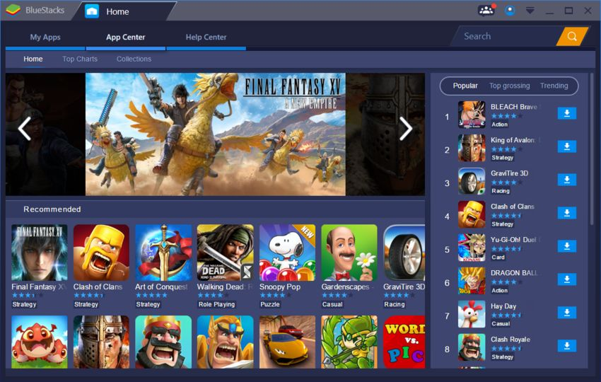 Download BlueStacks v4 110 0 3101 (freeware) - AfterDawn: Software