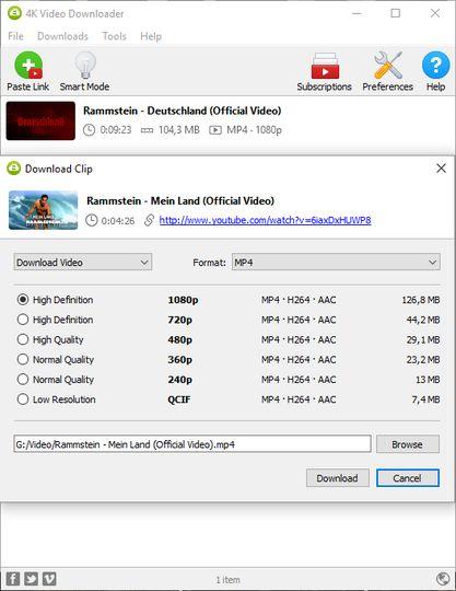 Download 4k Video Downloader Portable V4 12 3 3650 Freeware